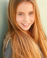 Isabella Sacklen - San Diego beginning acting