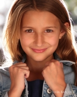 Julia Babcock - San Diego child actor