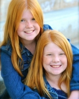 Megan and Shannon Clemons - San Diego film acting classes